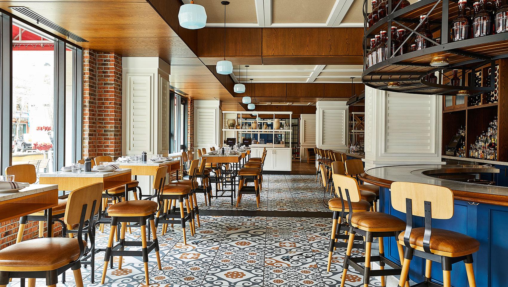 Downtown Milwaukee Restaurants Kimpton Journeyman Hotel