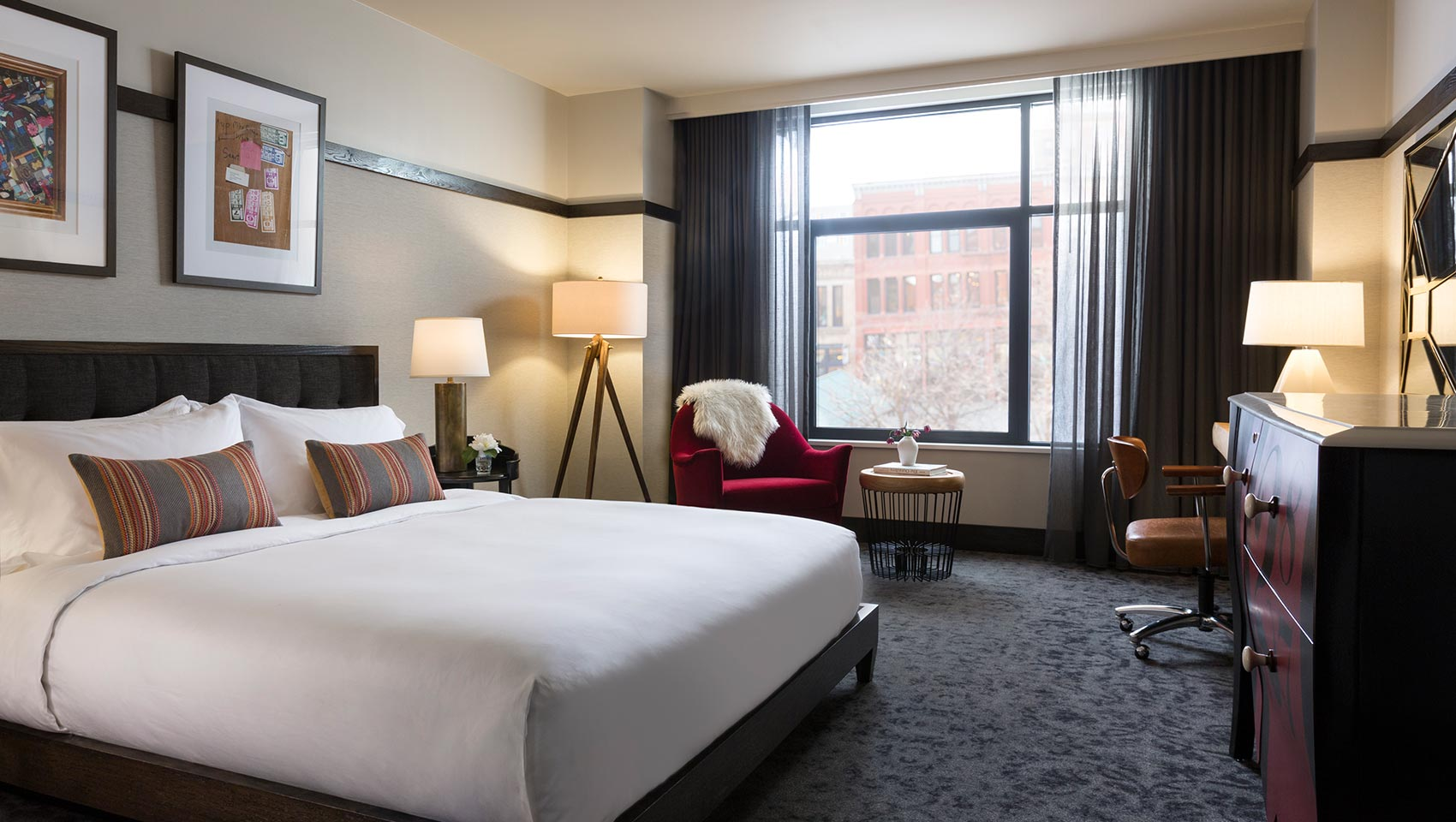 kimpton journeyman hotel accommodations