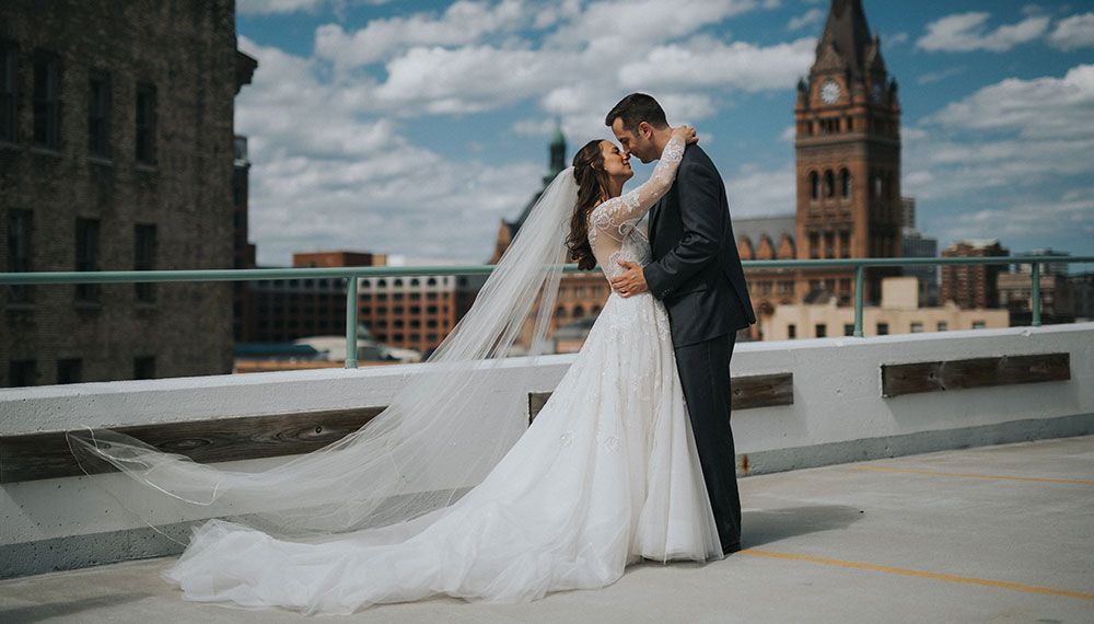 Kimpton Real Weddings: Real Milwaukee Wedding Stories